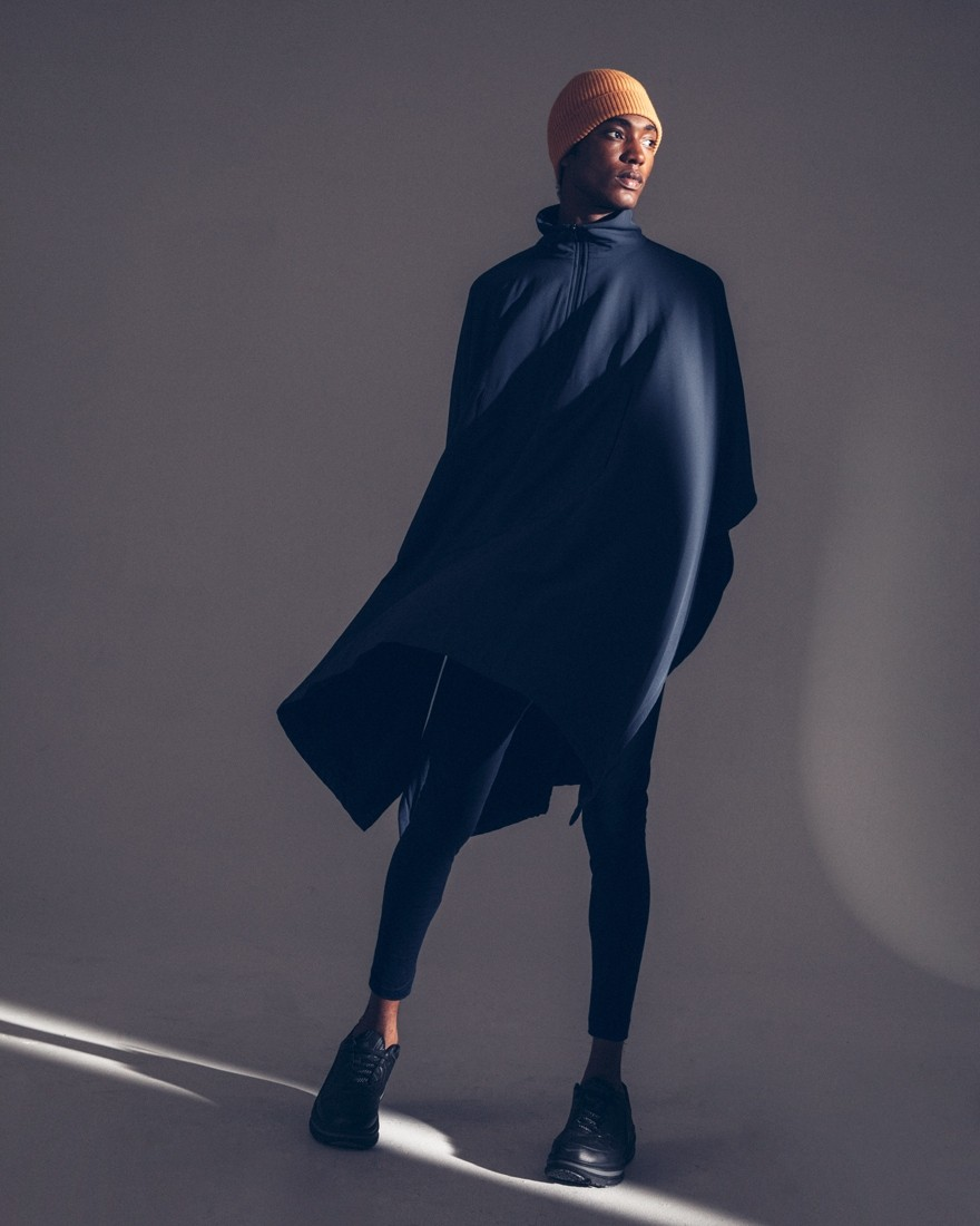 Experiment 126 - Alphacharge Poncho
