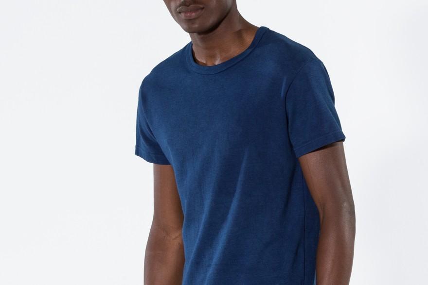 Experiment 011 - Buaisou Indigoweight T-Shirt