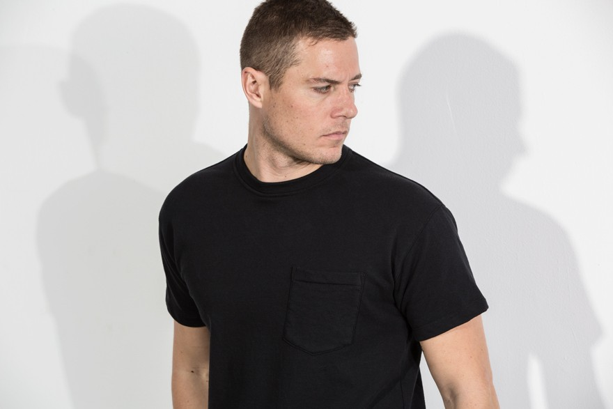 Co/Weight Pocket Tee