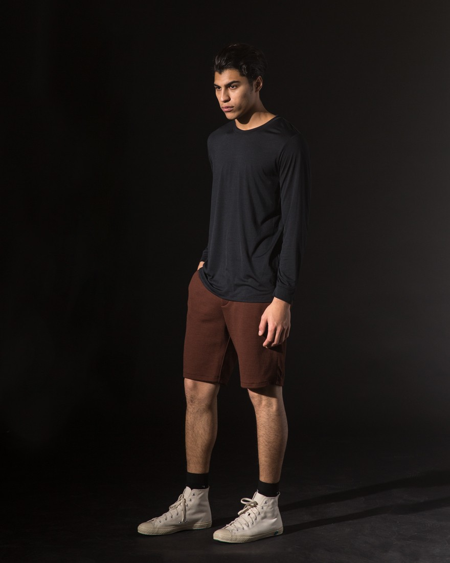 Doublefine Merino House Shorts