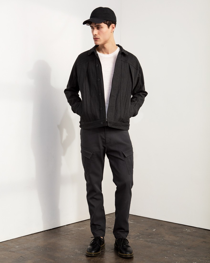 Experiment 160 - Dystrong Articulated Jacket