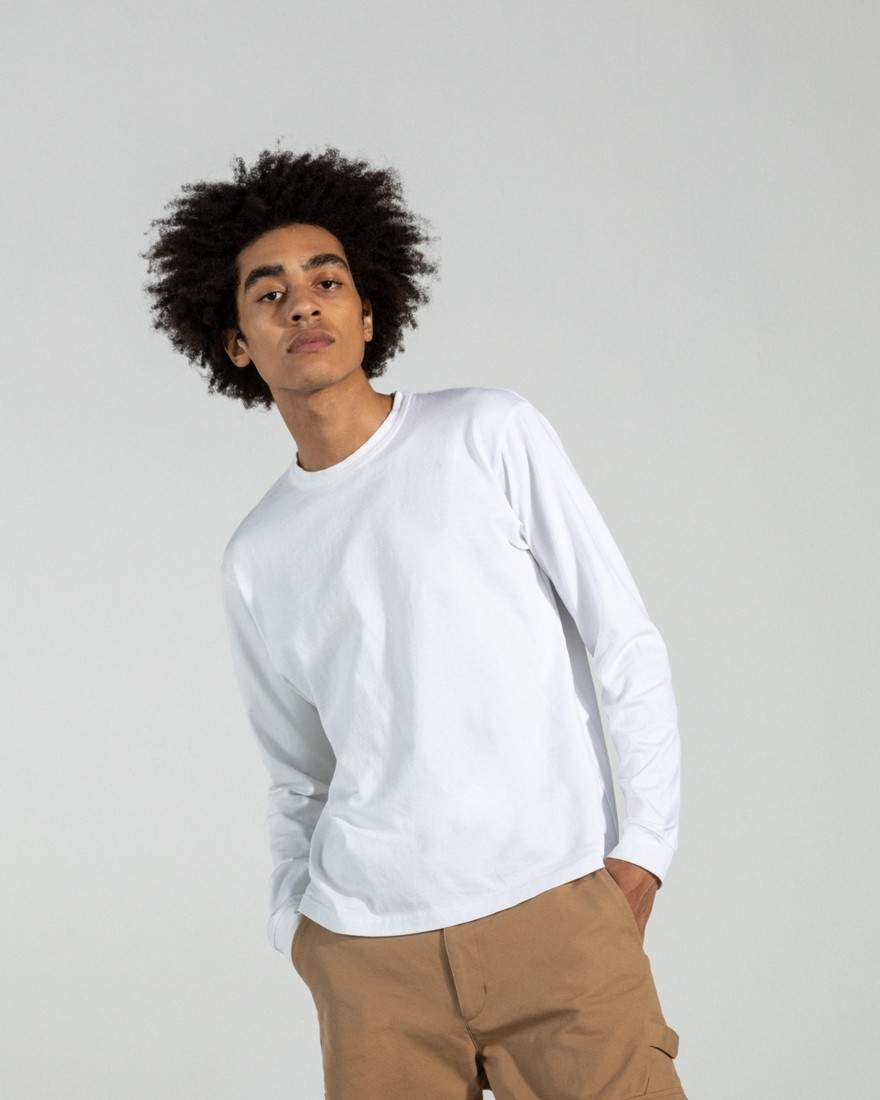 Experiment 202 - FU/Cotton Longsleeve