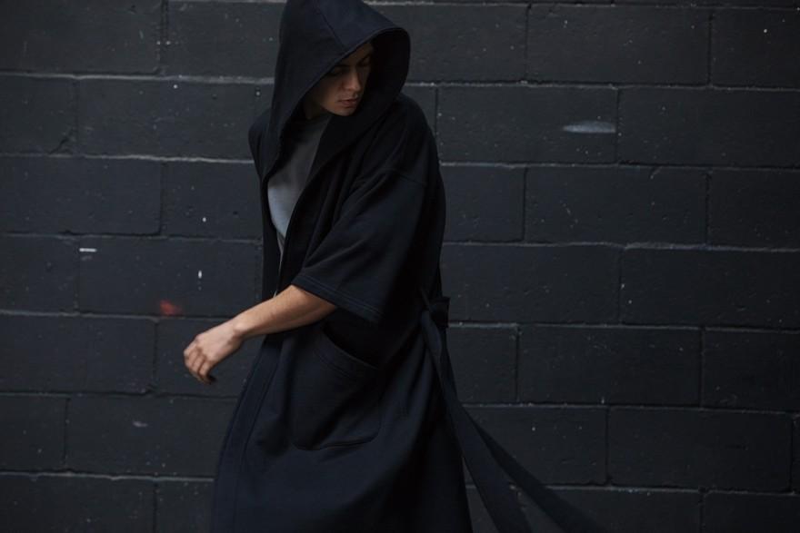 Experiment 067 - Hard/co Merino Robe