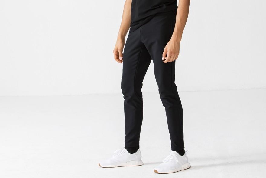 Experiment 040 - M-Back Leggings