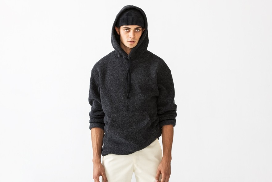 Experiment 042 - Strongwool Fleece Hoodie