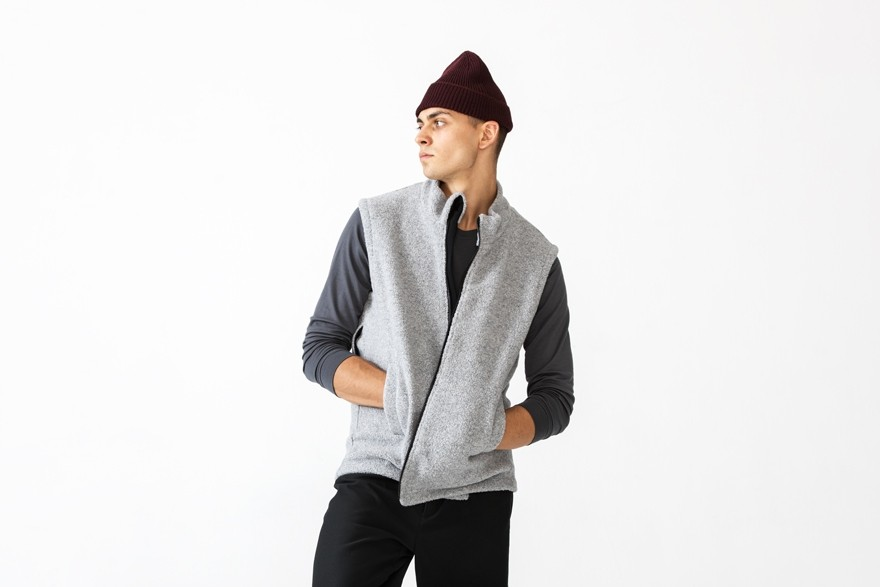 Experiment 043 - Strongwool Vest