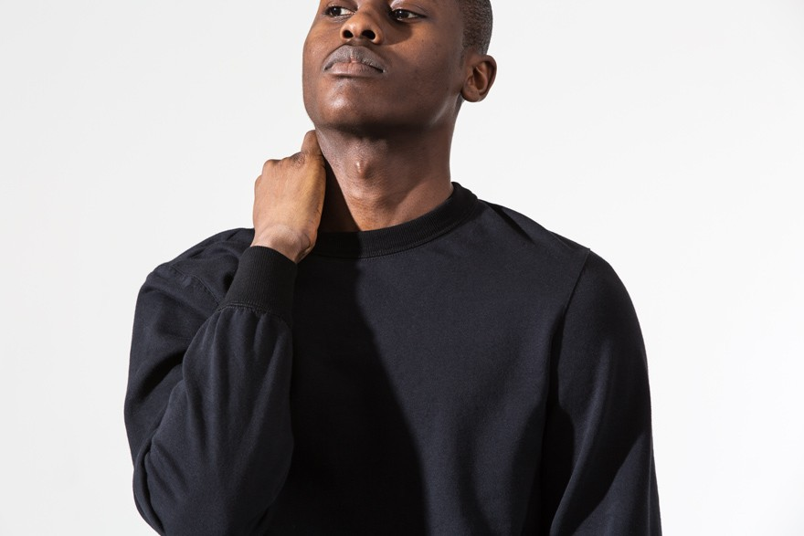 Merino Co/weight Crewneck Sweatshirt