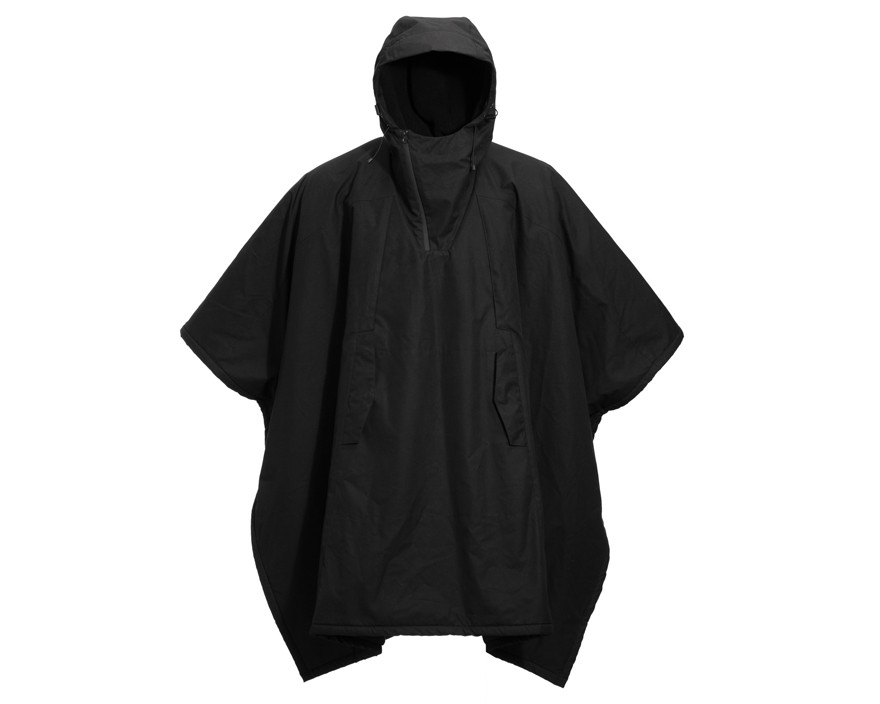 Experiment 138 - Extrawinter Poncho