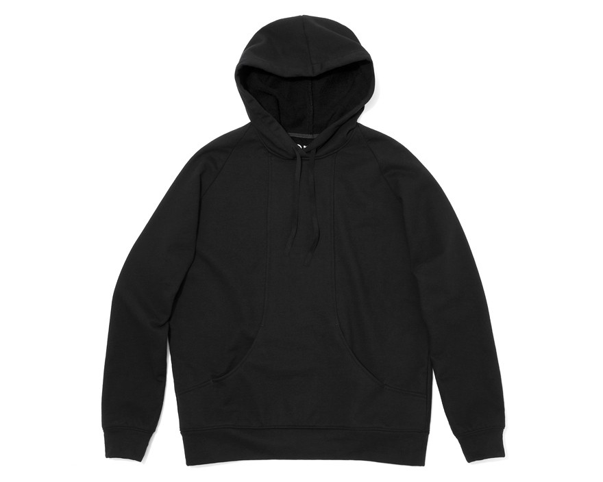 Experiment 109 - Hard/co Merino Console Hoodie