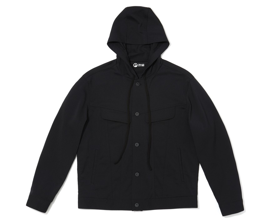 Experiment 105 - Workcloth Hooded Shank