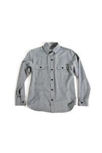 Hudson Pivot Sleeve Shirt