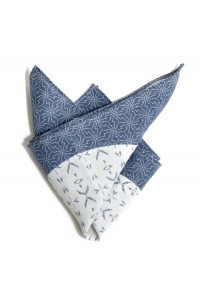 Digital Linen Handkerchief