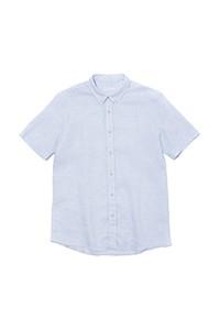 Breezy Linen Short Sleeve