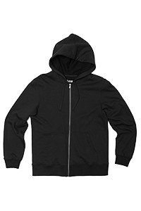 Merino Co/weight Zip Front Hoodie