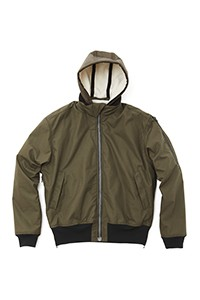 Hardcore Hooded Bomber
