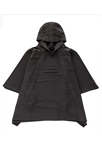 Experiment 174 - Injected Linen Poncho