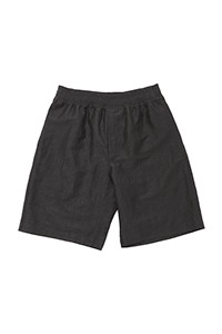 Injected Linen Shorts