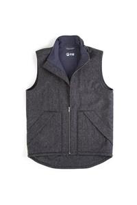 Triple Wool Vest