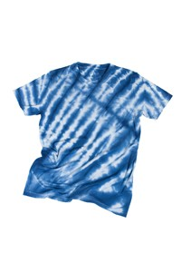 Ultrafine Tie-Dyes