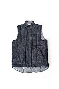 Outlier and Hill-Side Spring Vest