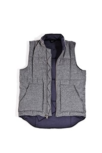 Soft Core Wool Vest