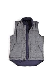 Soft Core Wool Vest